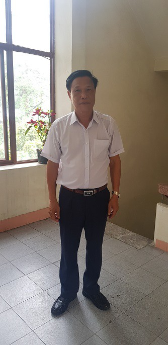 Hanoi public servant honored as role model in new rural development  - ảnh 1