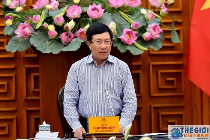 Vietnam encouraged to make best of FTAs - ảnh 1