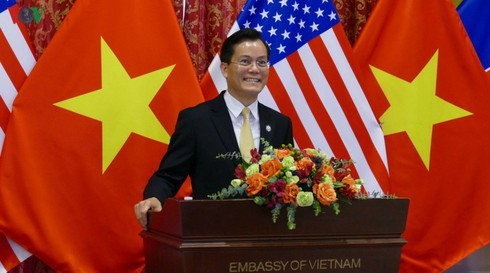 Vietnam, US expect brighter future partnership after 25 years - ảnh 1