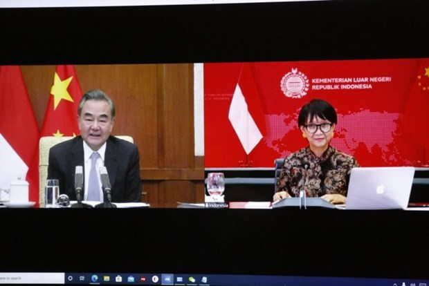 Indonesia urges China to respect UNCLOS - ảnh 1