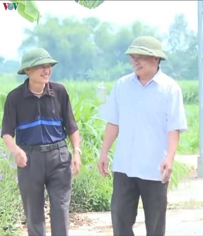 Thanh Hoa war veteran dedicated to social work - ảnh 1