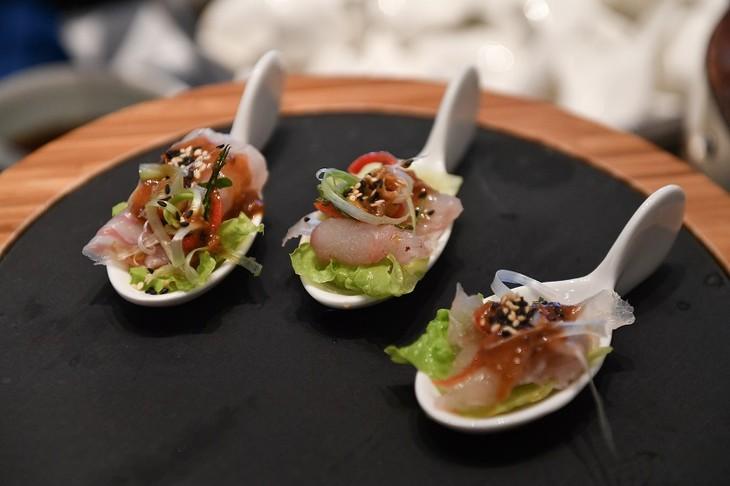 Korean gastronomy week kicks off in Hanoi  - ảnh 1