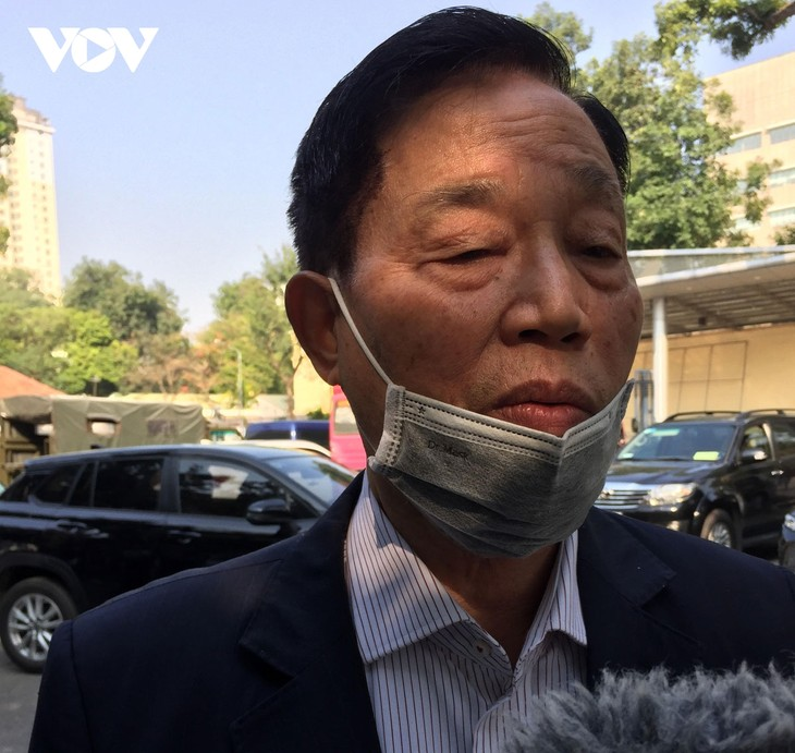 Deputy PM Truong Vinh Trong, a leader in the fight against corruption  - ảnh 2