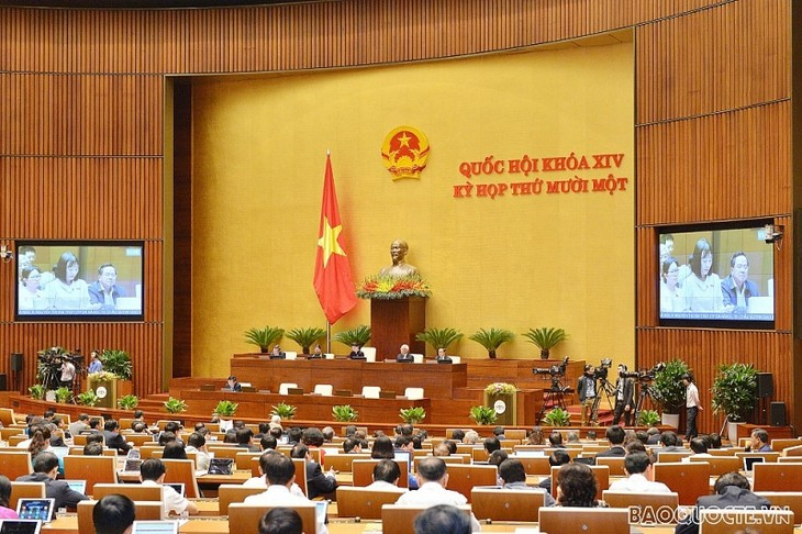 State President and Government perform tasks effectively in past 5 years - ảnh 1