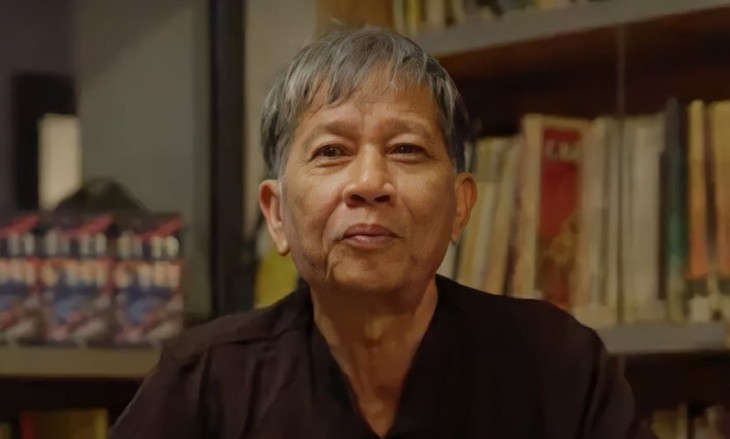 Nguyen Huy Thiep, a phenomenon of Vietnam's contemporary literature - ảnh 1