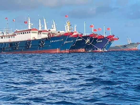 Philippines warns China's actions in East Sea - ảnh 1