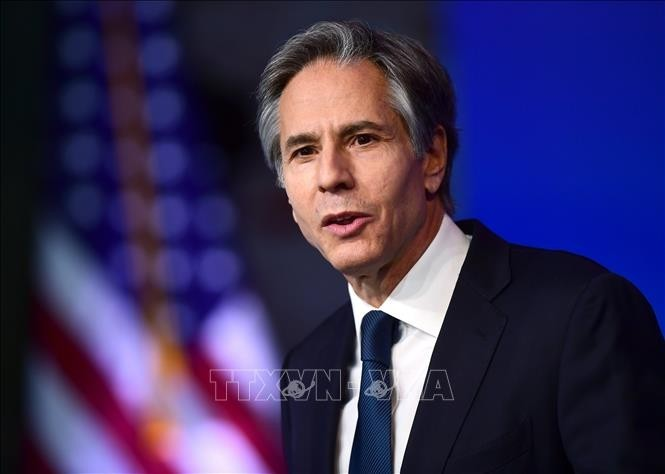 "Terrorism threat ""has moved"" from Afghanistan, says US top diplomat - ảnh 1"