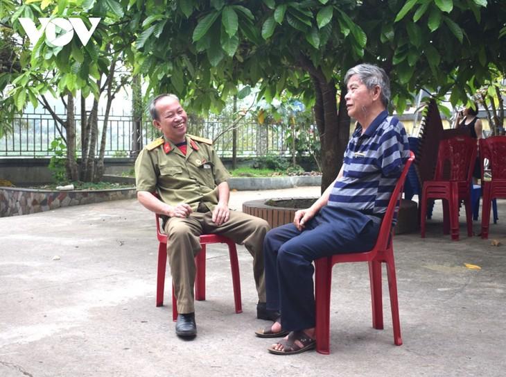 Quang Ninh war veteran devoted to social work - ảnh 2