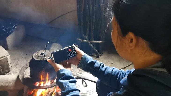 VOV Tay, Nung language programs  - ảnh 2