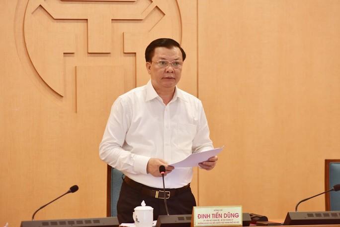 Hanoi raises COVID-19 alert to higher level - ảnh 1