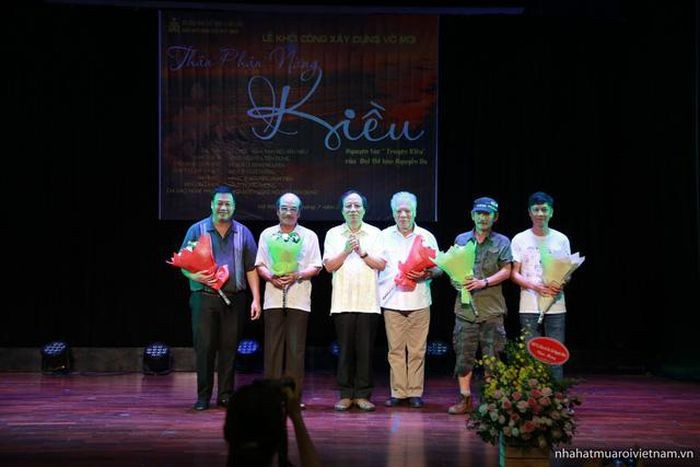 The Tale of Kieu on the puppetry stage - ảnh 2