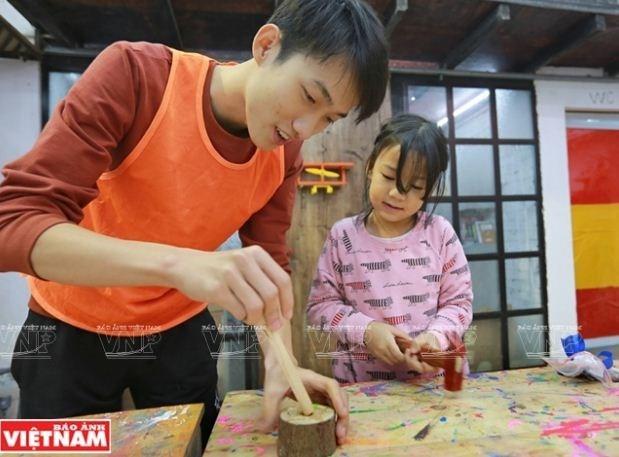 Unique education model unlocks children's creativity  - ảnh 2