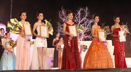 Chung kết cuộc thi Người đẹp Tuyên Quang - ảnh 2