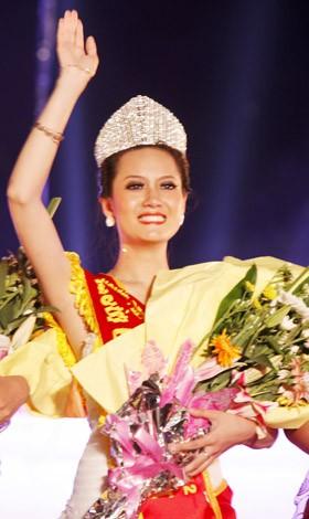 Chung kết cuộc thi Người đẹp Tuyên Quang - ảnh 3