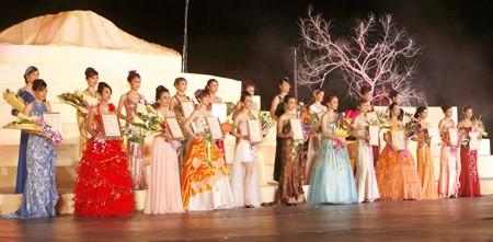 Chung kết cuộc thi Người đẹp Tuyên Quang - ảnh 1