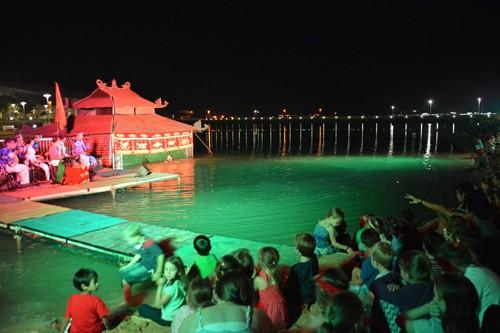 Độc đáo rối nước Việt Nam tại Australia  - ảnh 1