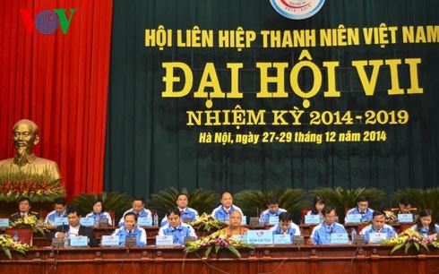 Khai mạc Đại hội đại biểu toàn quốc Hội Liên hiệp thanh niên Việt Nam lần thứ VII - ảnh 1