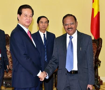 Việt Nam mong muốn hợp tác với Ấn Độ trên tất cả các lĩnh vực  - ảnh 1