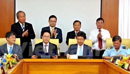 Công ty Hàn Quốc giúp Việt Nam đào tạo chuyên gia ngành logistic  - ảnh 1