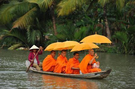 """Hội thảo quốc tế """"Phật giáo vùng Mê Công: Lịch sử và phát triển""""  - ảnh 1"""