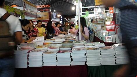 Hơn 1 triệu lượt bạn đọc đến với Hội sách Thành phố Hồ Chí Minh lần 9  - ảnh 1