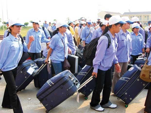 Công đoàn bảo vệ người lao động đi làm việc ở nước ngoài  - ảnh 2