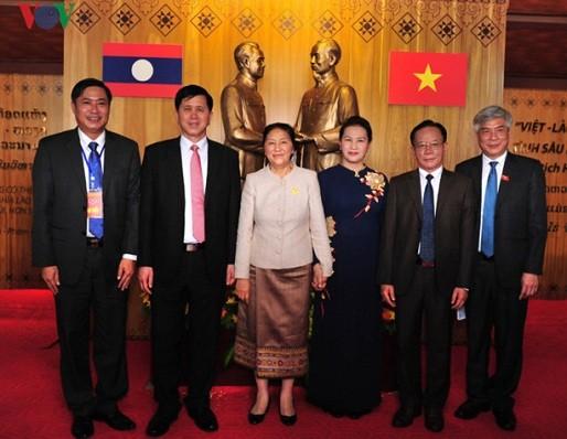 Việt - Lào: Mối quan hệ thủy chung, trong sáng, vững bền - ảnh 2