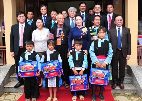 Việt - Lào: Mối quan hệ thủy chung, trong sáng, vững bền - ảnh 3