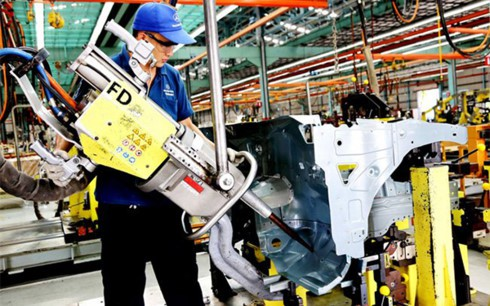 7 tháng của năm 2017, Việt Nam thu hút được gần 22 tỷ USD FDI - ảnh 1