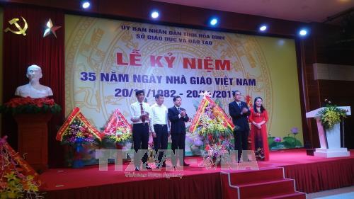 Nhiều hoạt động kỷ niệm Ngày Nhà giáo Việt Nam 20/11 - ảnh 2