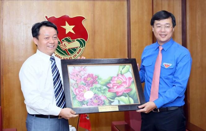 Thúc đẩy hợp tác thanh niên hai nước Việt – Trung - ảnh 1