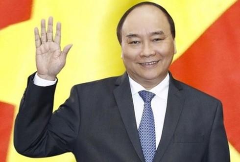 Thủ tướng Nguyễn Xuân Phúc đến Papua New Guinea tham dự APEC 26 - ảnh 1