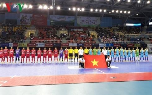 Hơn 3.000 khán giả dự Lễ khai mạc giải Futsal HDBank Cúp Quốc gia 2018 - ảnh 2