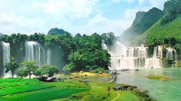 Cao Bằng đón nhận danh hiệu Công viên địa chất toàn cầu UNESCO - ảnh 1
