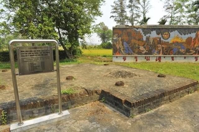 Lễ tưởng niệm 51 năm ngày người dân Sơn Mỹ bị thảm sát - ảnh 1