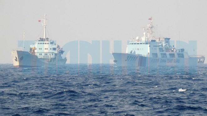 Các nước cần tiếp tục lên tiếng phản đối những hành vi sai trái của Trung Quốc ở Biển Đông - ảnh 1