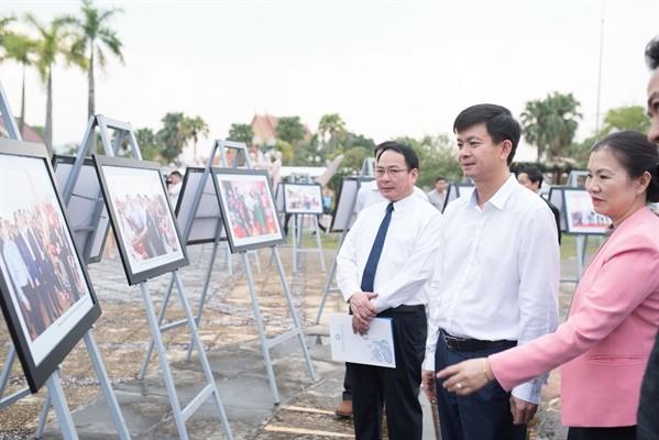 """Đặc sắc """"Tuần Đại đoàn kết các dân tộc-Di sản văn hóa Việt Nam 2019"""" - ảnh 2"""