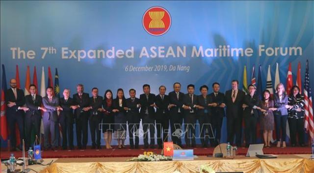 Diễn đàn Biển ASEAN mở rộng lần thứ 7 - ảnh 1