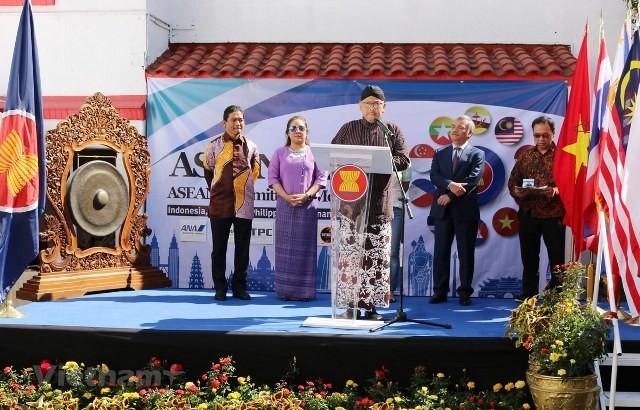 ASEAN quảng bá các nét đẹp văn hóa truyền thống tại Mexico - ảnh 1
