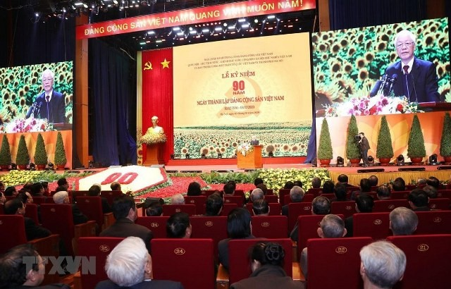 Đảng Cộng sản Việt Nam và sứ mệnh được nhân dân giao phó - ảnh 1