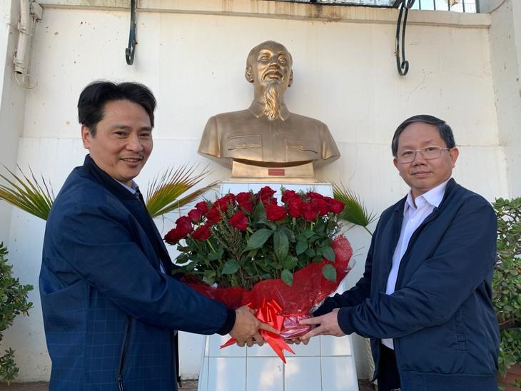 Tọa đàm kỷ niệm 90 năm ngày thành lập Đảng Cộng sản Việt Nam - ảnh 1