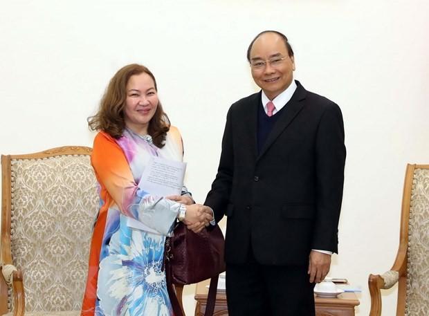 Thủ tướng Nguyễn Xuân Phúc tiếp Đại sứ Malaysia và Armenia - ảnh 1