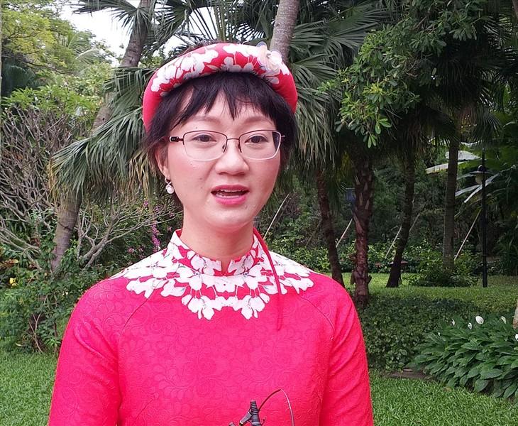 Kết nối tấm lòng người Việt trẻ - ảnh 1