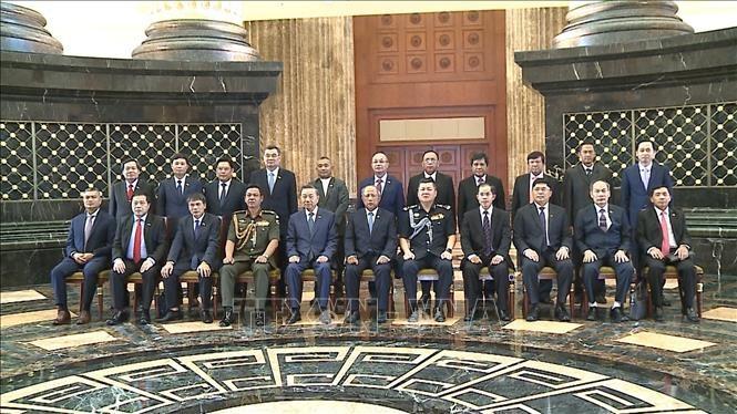Việt Nam và Brunei đẩy mạnh hợp tác trao đổi thông tin, đấu tranh phòng chống tội phạm  - ảnh 1