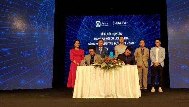 Lễ ra mắt mạng xã hội du lịch Astra  - ảnh 2