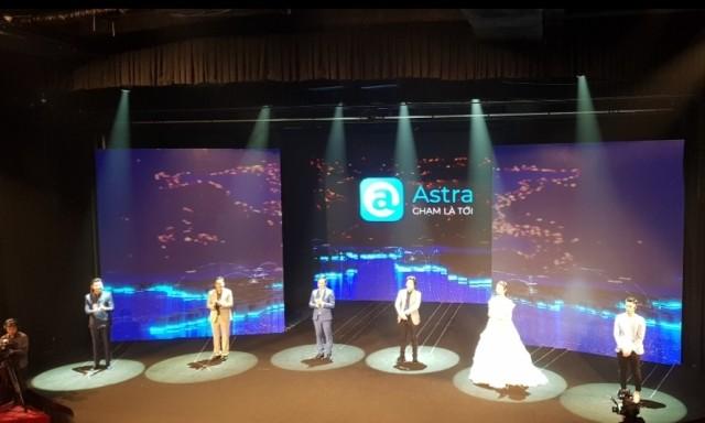 Lễ ra mắt mạng xã hội du lịch Astra  - ảnh 1
