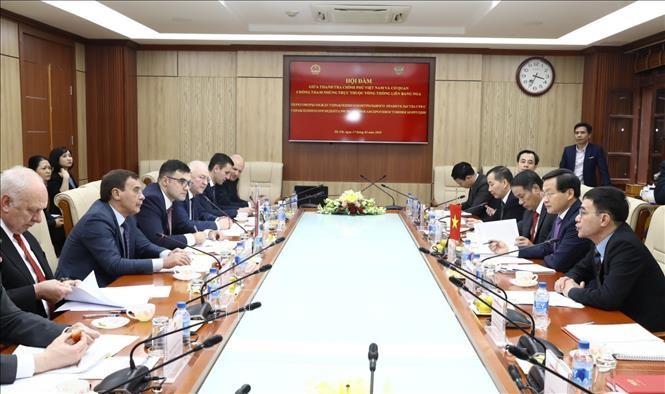 Nâng cấp hợp tác phòng, chống tham nhũng giữa Việt Nam và Liên bang Nga - ảnh 1