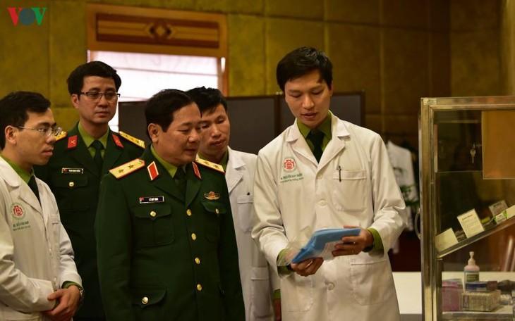 Việt Nam đảm bảo y tế cho Hội nghị ADMM hẹp - ảnh 2