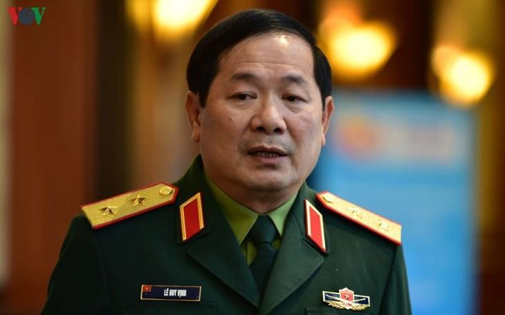 Việt Nam đảm bảo y tế cho Hội nghị ADMM hẹp - ảnh 1