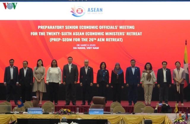 Hội nghị quan chức kinh tế cấp cao ASEAN - SEOM - ảnh 1